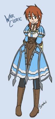 FE:A - War Cleric