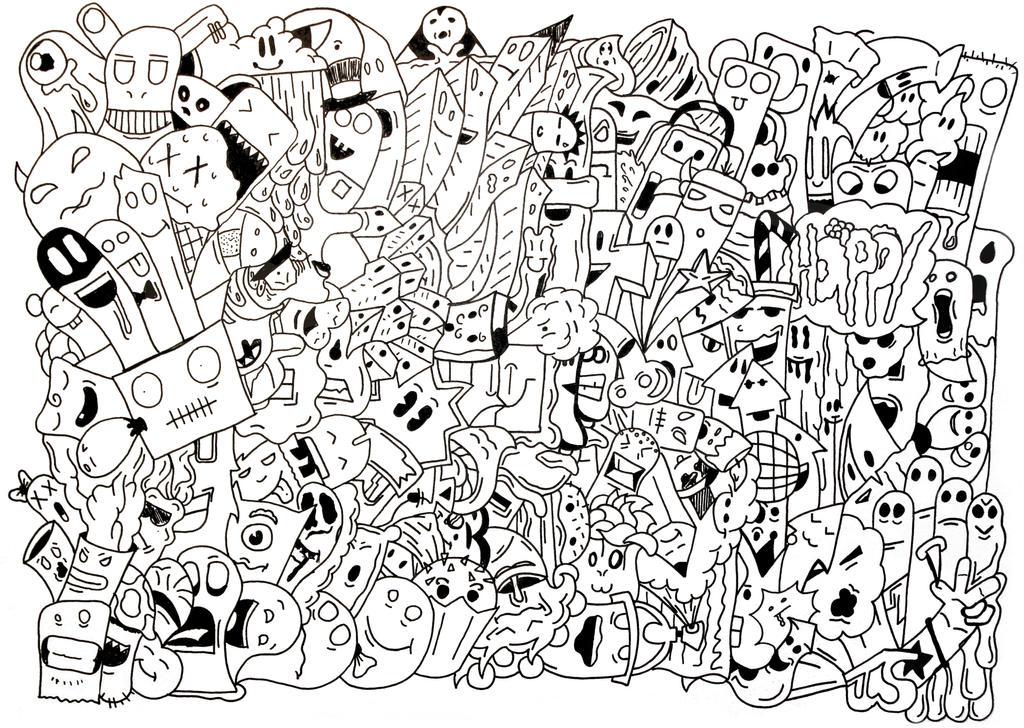 Doodle Art by Beddwyr on DeviantArt