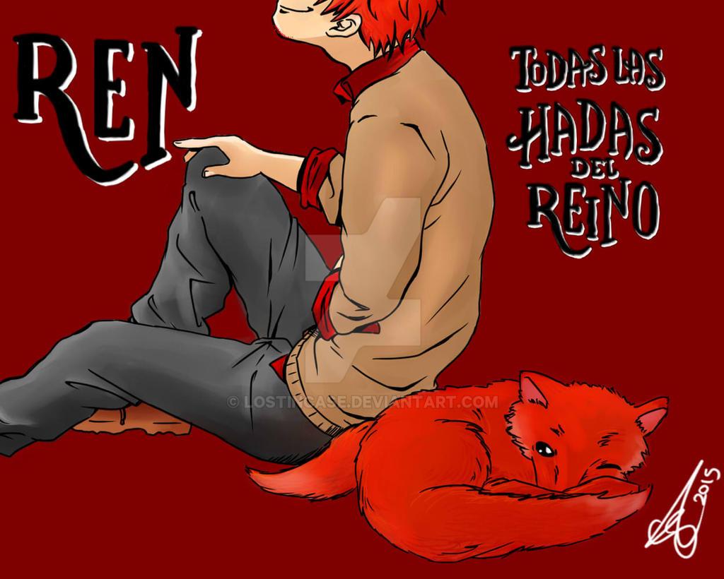 Ren (De 'Todas las Hadas del Reino')