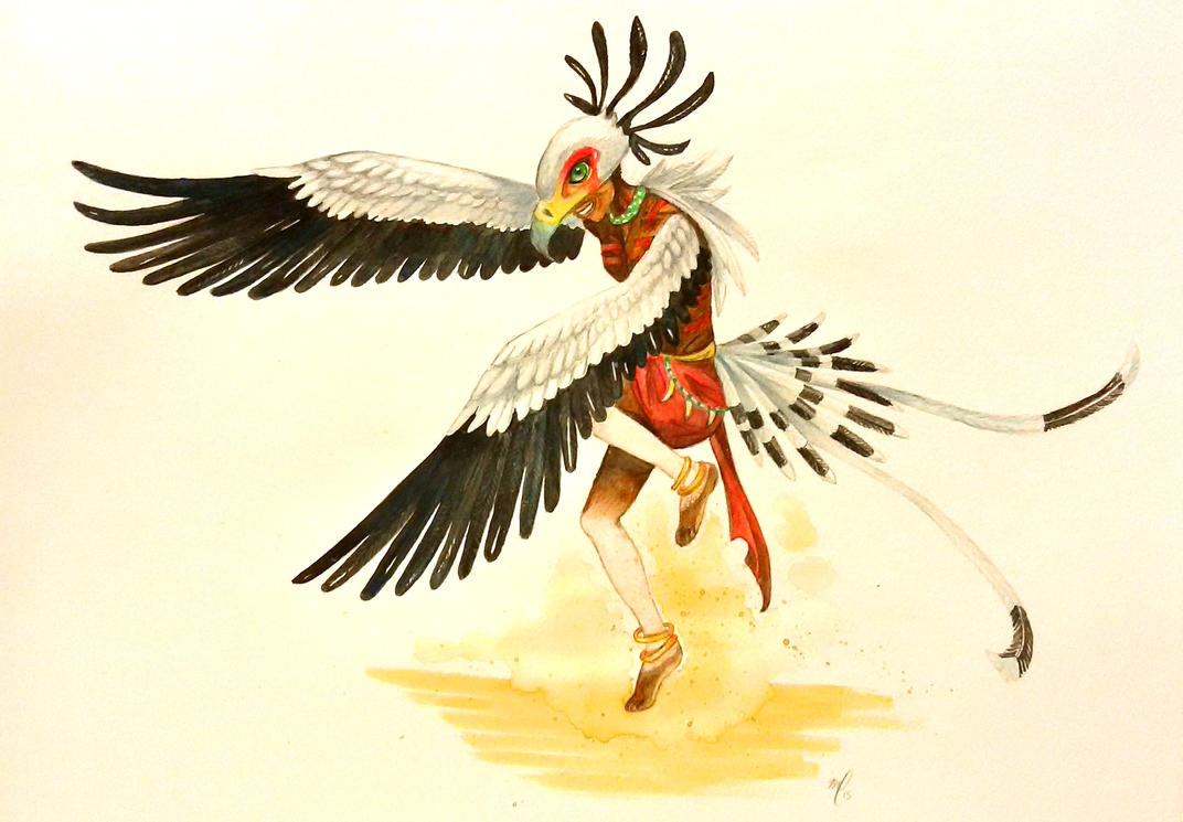 The Dance by Midniterain