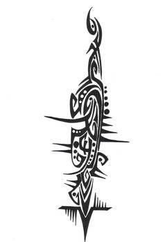 Tribal tat