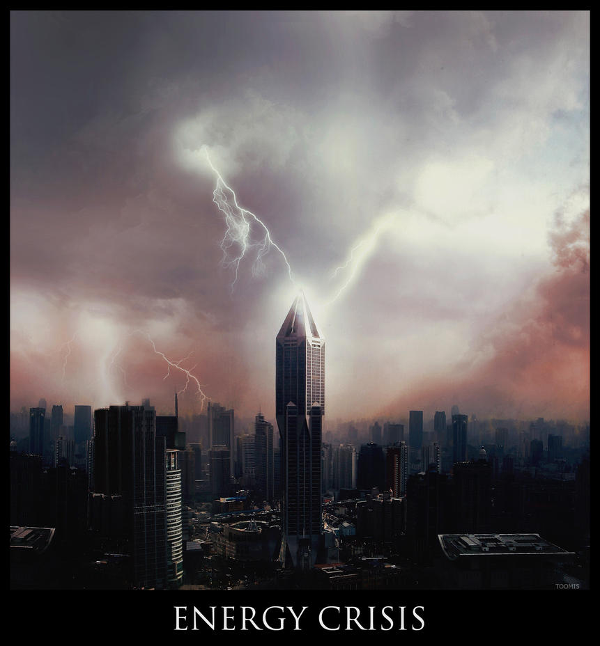 Energy Crisis - Revisited by Toomi5