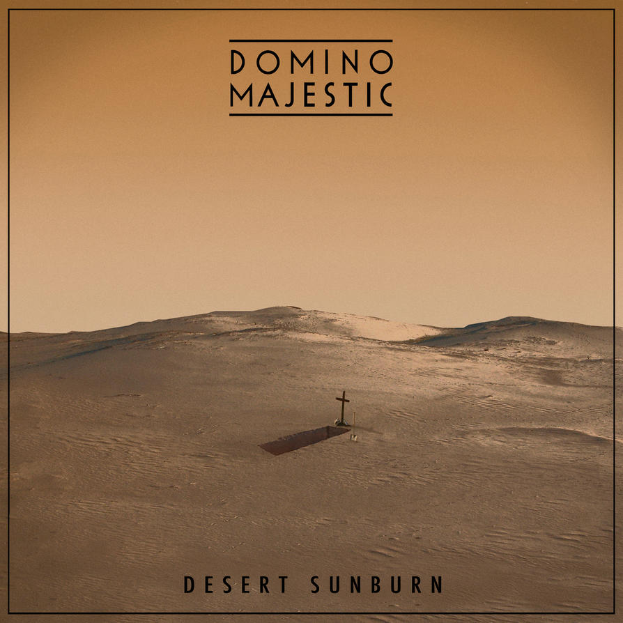 Domino Majestic - DESERT SUNBURN by Toomi5