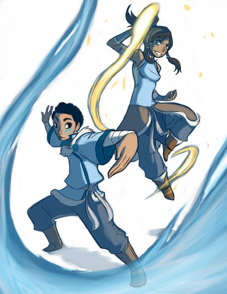 Zetsu The Waterbender by Dream-Piper