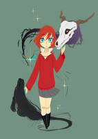 The Ancient Magus Bride by Dream-Piper