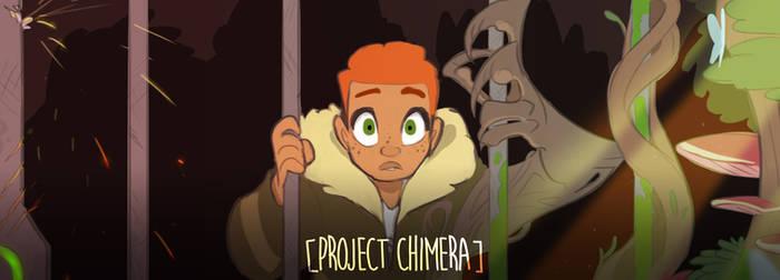 Project Chimera Tapastic Announcement by Dream-Piper
