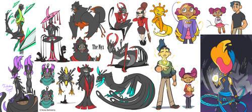SC: New Style, Old Enemies, Bonus Art!