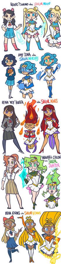 Sailor Moon: Reborn in America