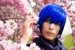 .:Vocaloid - Kaito Kimono-Version:.