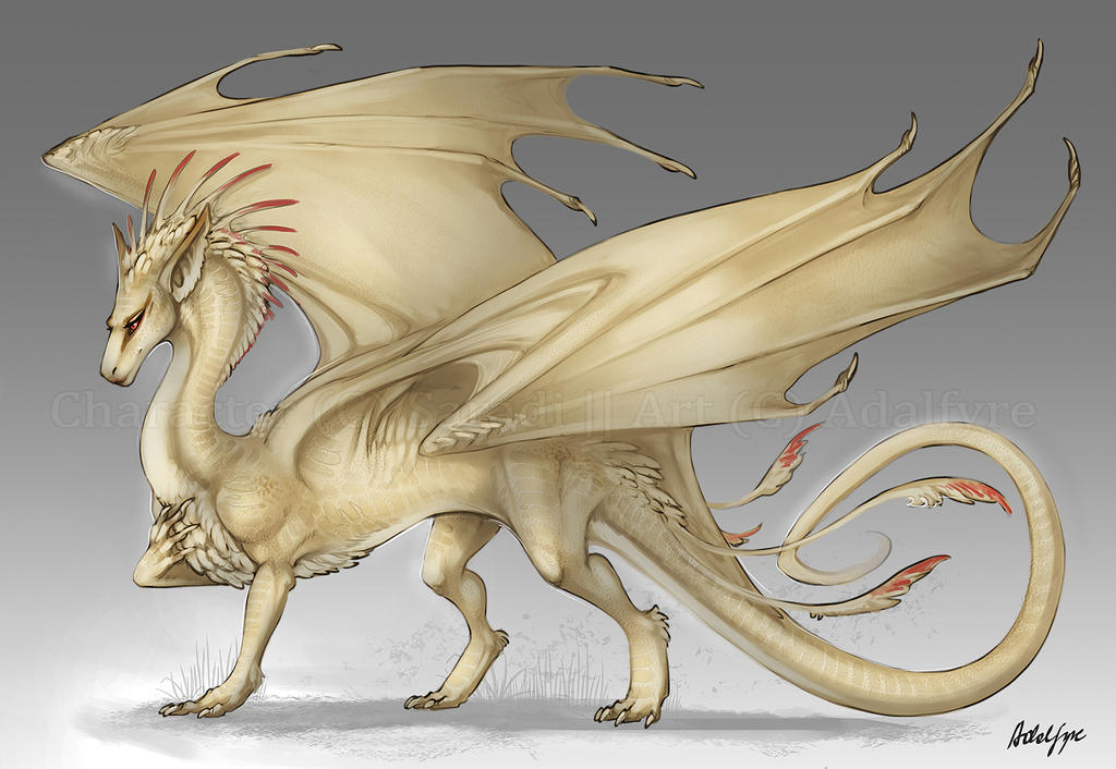 Yria by Ixal