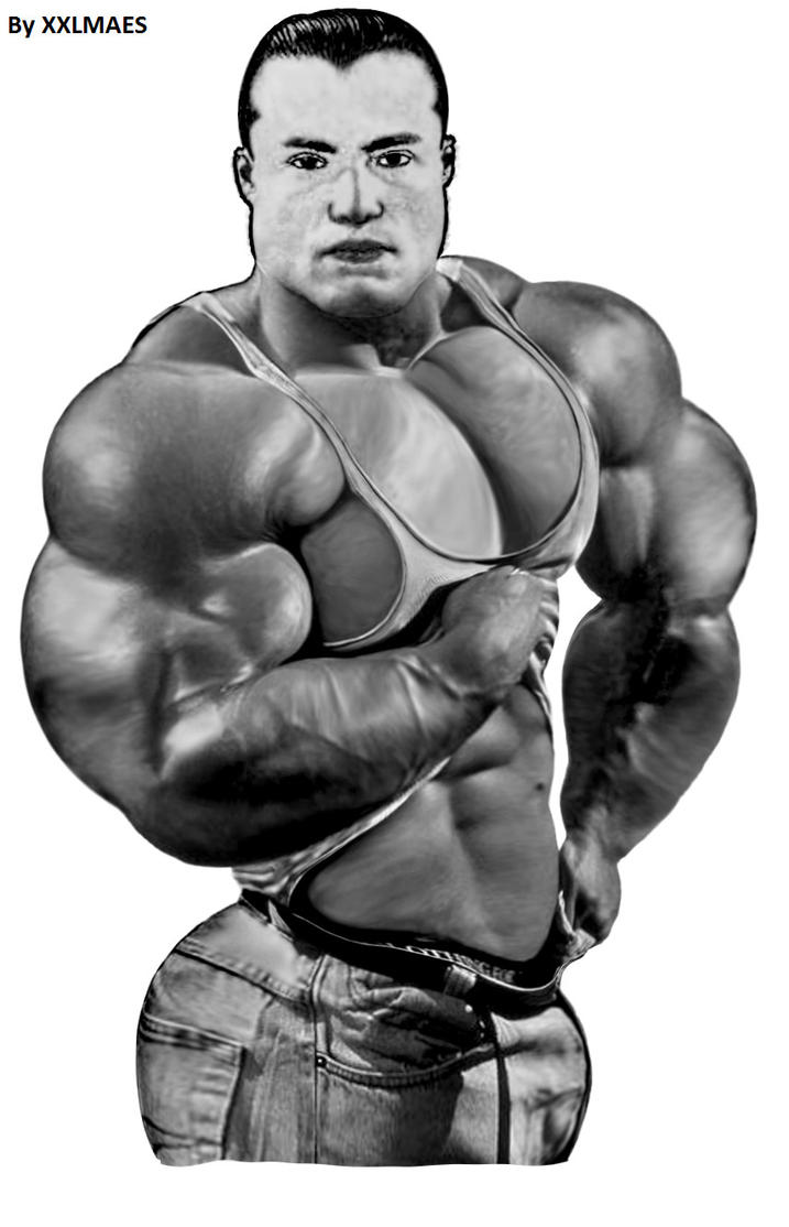 biggest muscles ever - 717×1114
