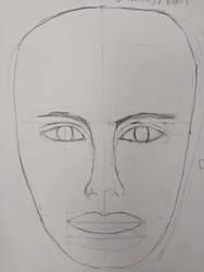 Detailed Sketch Attempt #1
