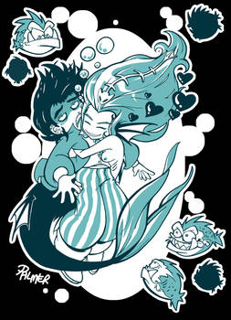 and now THE LITTLE MERMAID