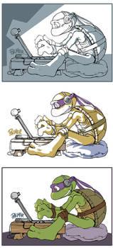 Donatello fases