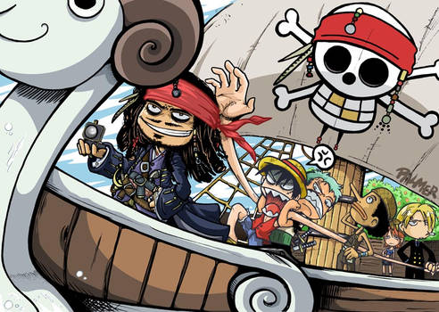 POTC: the one piece stolen