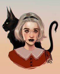 Chilling Adventures of Sabrina by Maria-from-Russia
