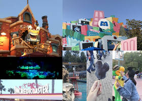 Best things I did in Disneyland by s233220