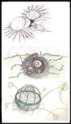 Hideaway drawings