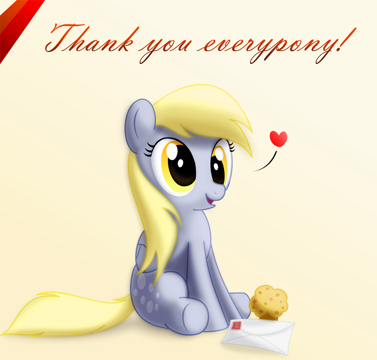 Thank You Everypony by CTB-36