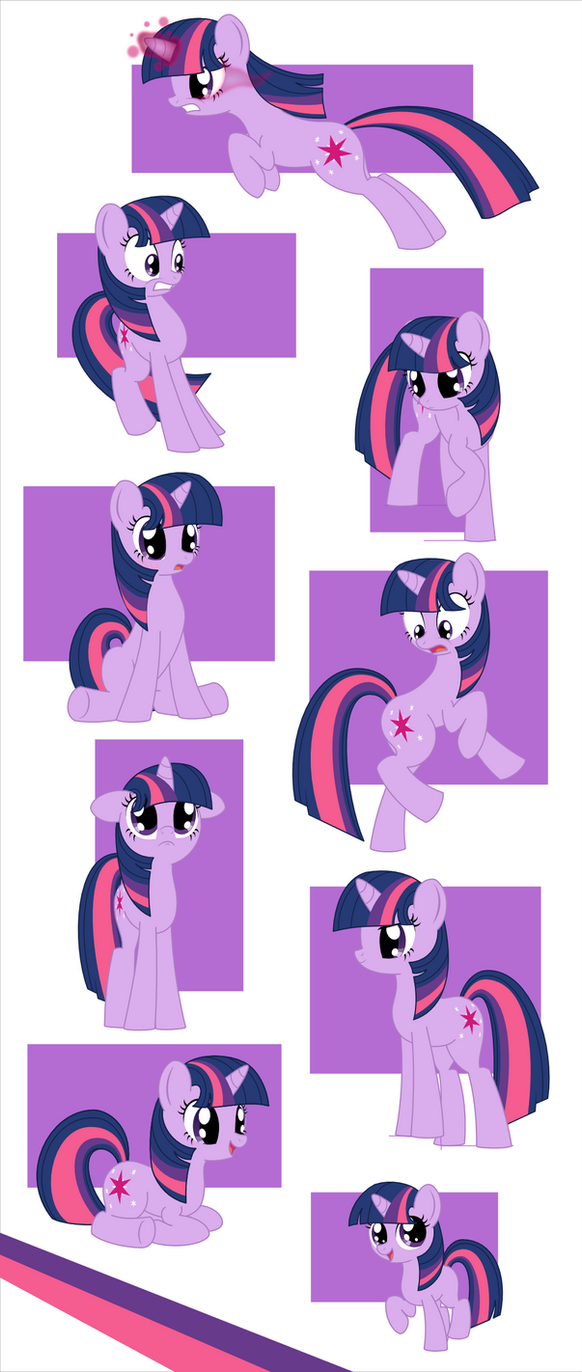 Twilight Sparkle Compilation by CTB-36