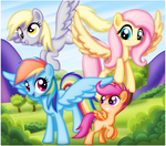 Good Day Pegasi