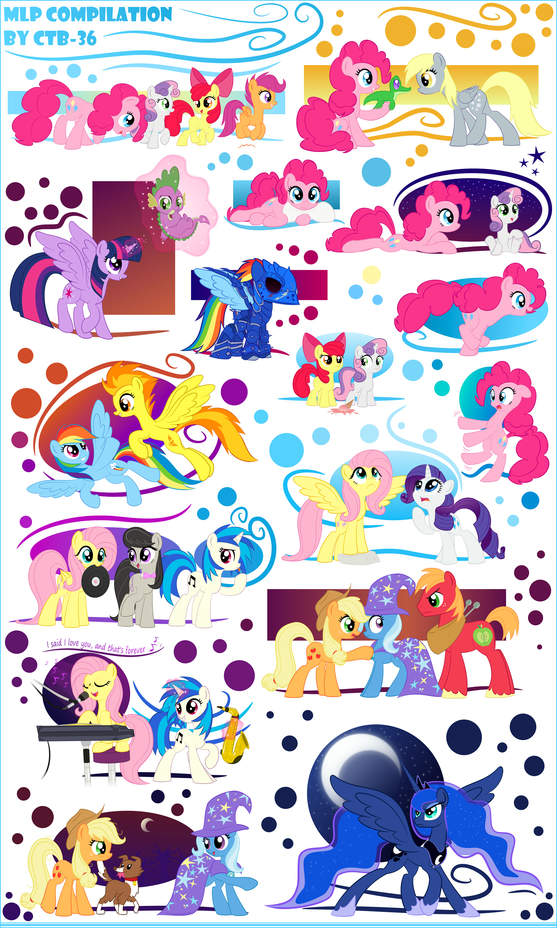 MLP Compilation by CTB-36