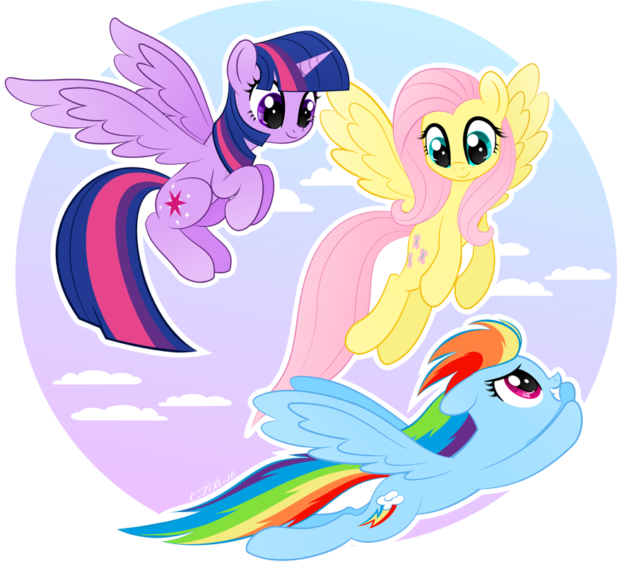 Flying Buddies by CTB-36