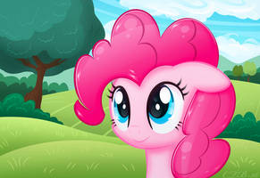 Pinkie Portrait
