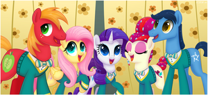 The Ponytones