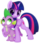 Spike and Twi