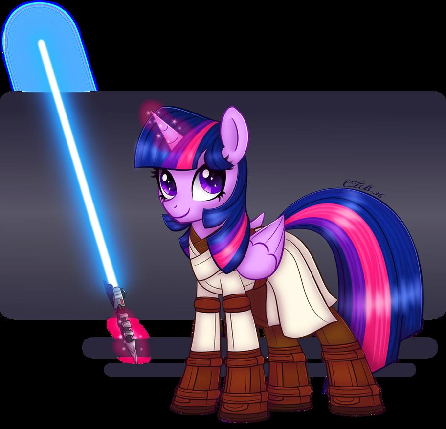 Jedi Knight Twilight by CTB-36