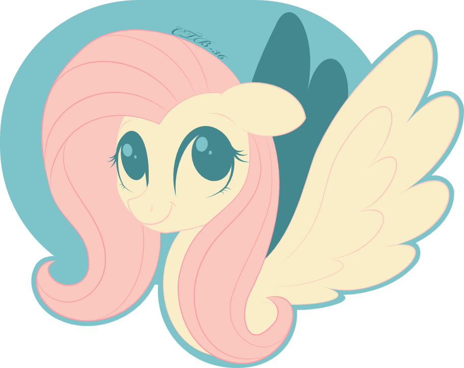 Fluttershy #3 by CTB-36