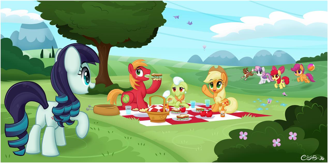 Picnic with a Pony Pop-Star