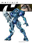 Metroid Blue
