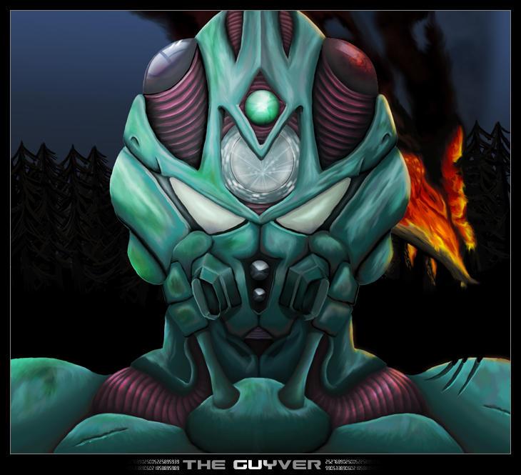 best Bio Booster Armor Guyver images on Pinterest
