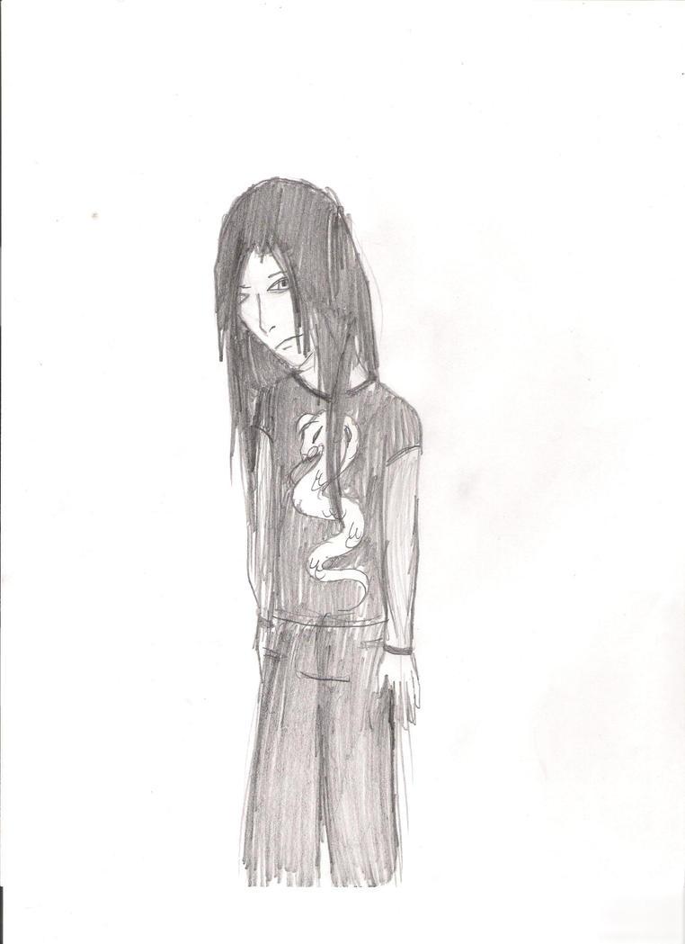 Kasey Malfoy by mystiquefox13