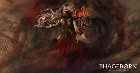 Phageborn: Angel of Lethargy