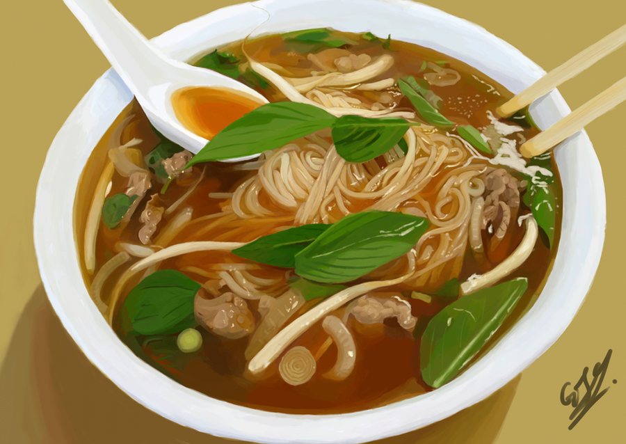 Pho by questionshinigami