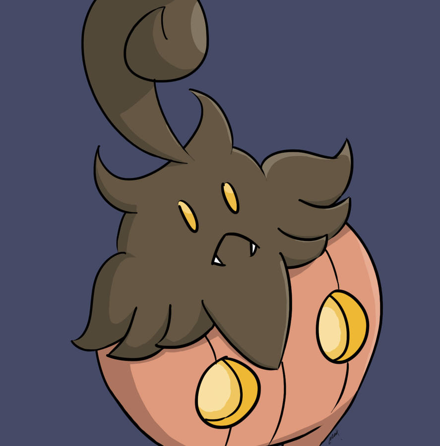 Jack o'Lantern by questionshinigami