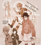 Mike Koizumi's Soccer Manga