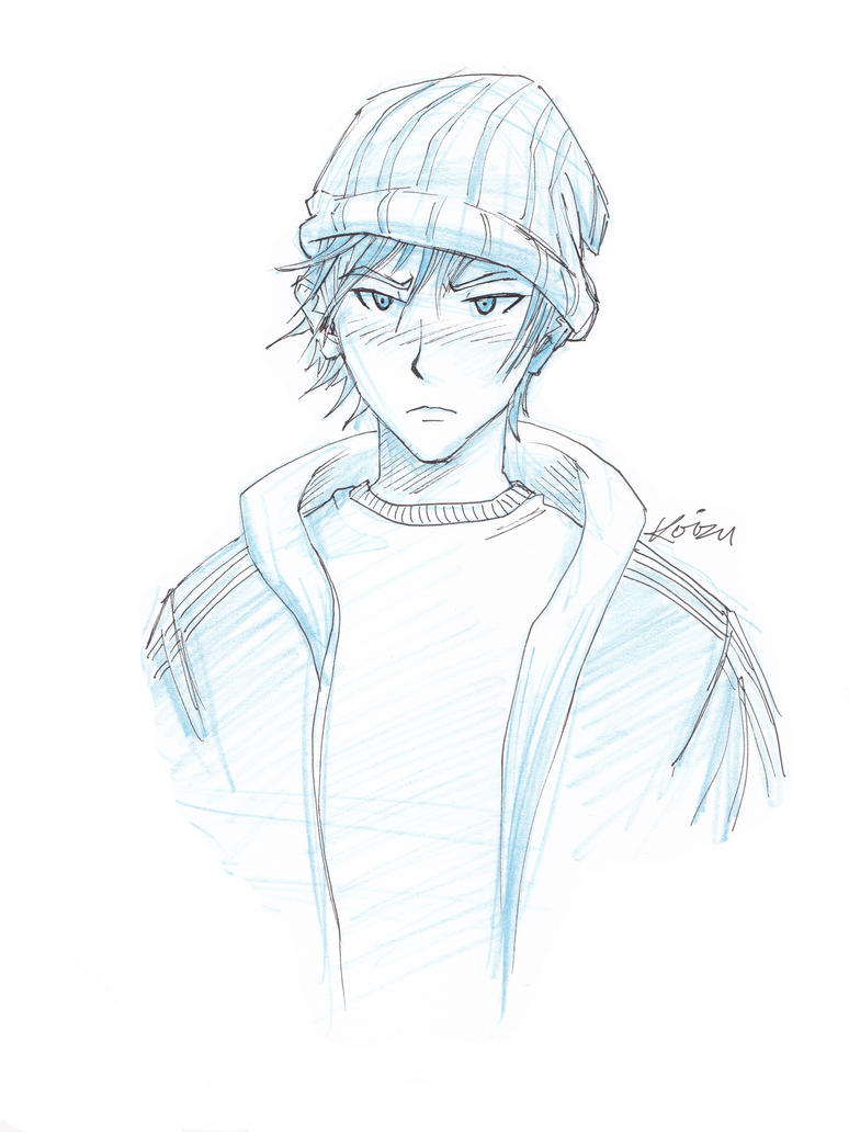 Manga Beanie Boy By Mikekoizumi On Deviantart