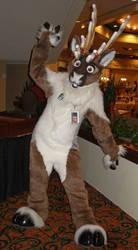 Reindeer Furry by Merman1234