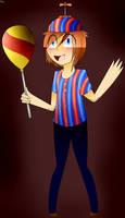 Balloon Boy FNAF