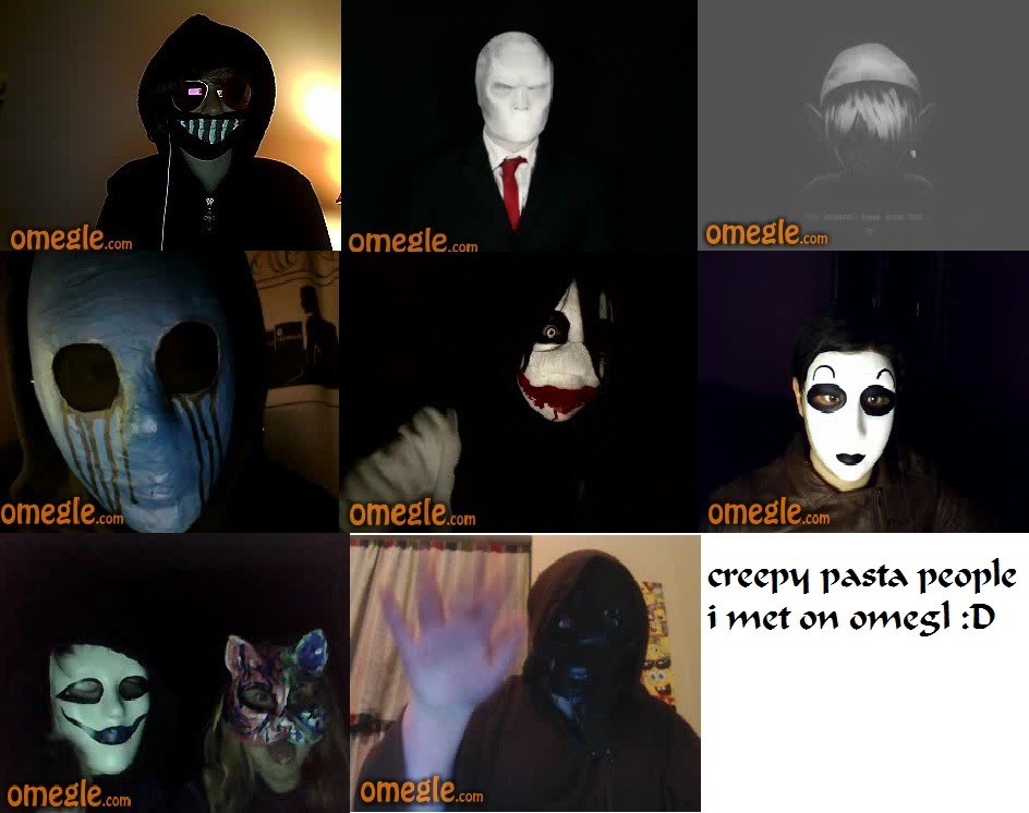 Creepypasta Monsters