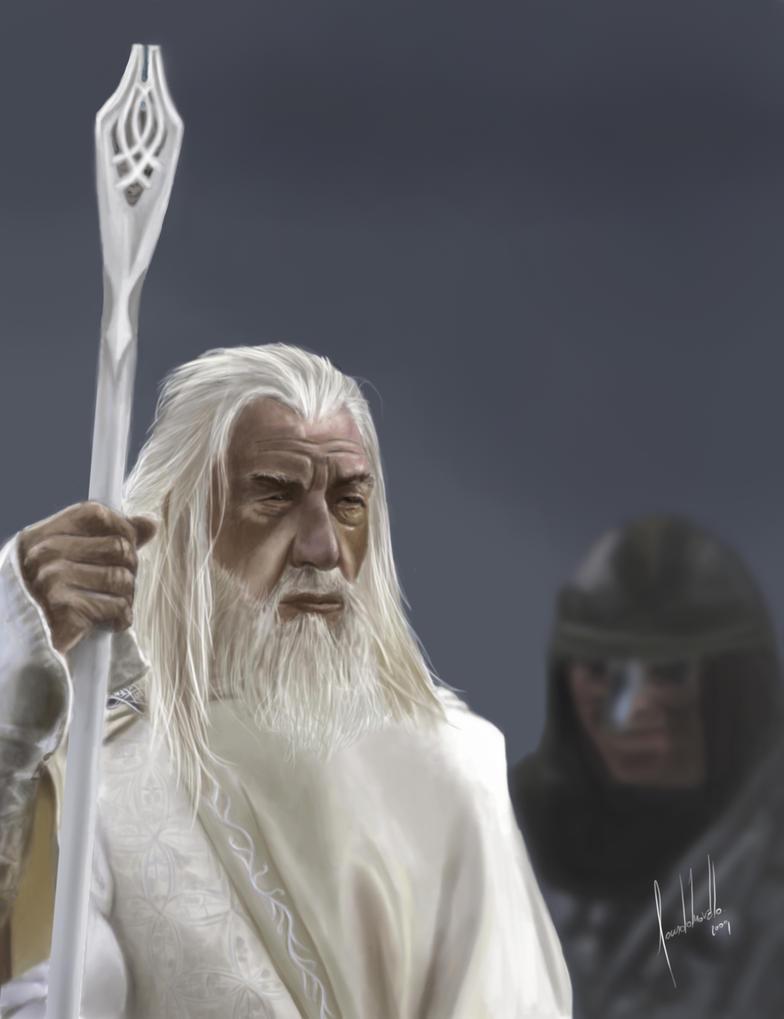 Gandalf & Friends - On Wings