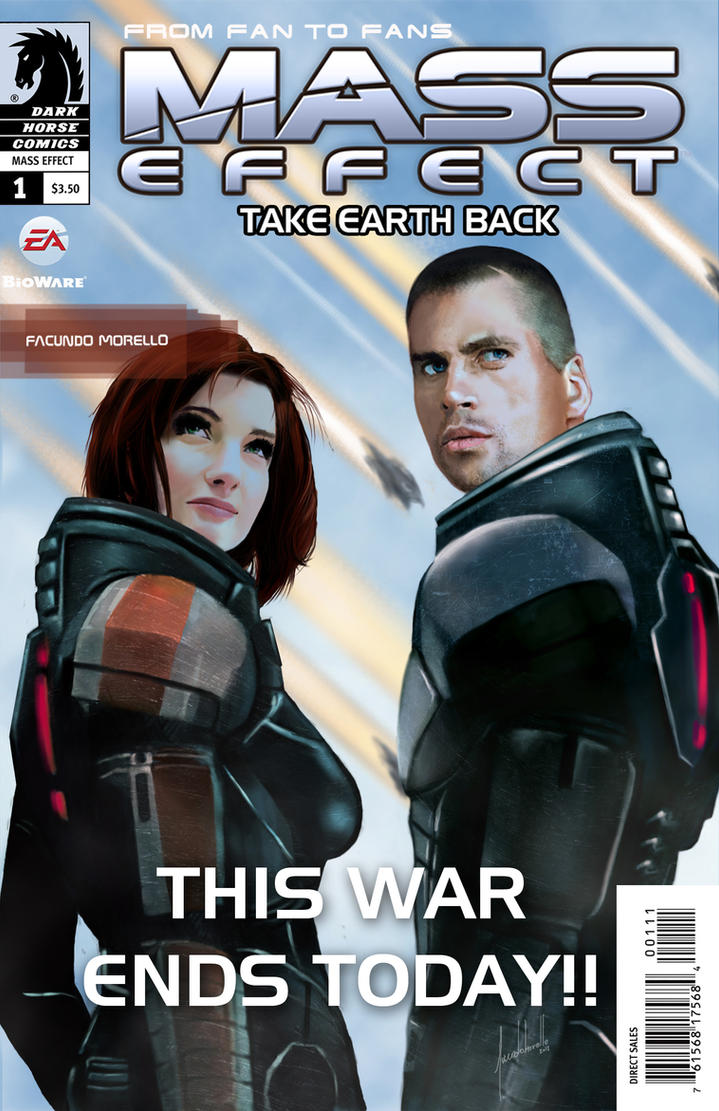Mass Effect - Take Earth Back by Facuam