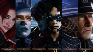 Mass Effect Characters #5