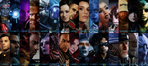 Mass Effect 'Extended Illustrations Cut'