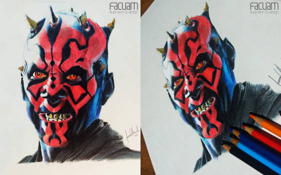 Darth Maul - May the 4th be with you