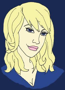 Carolyn Stoddard - Blue